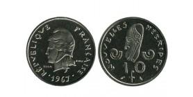 10 Francs nouvelles hébrides