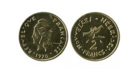 2 Francs nouvelles hébrides