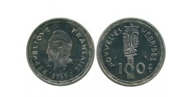 100 Francs Nouvelles Hébrides Argent