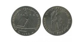 2 Francs Océanie Française