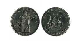 2000 Shillings Ouganda