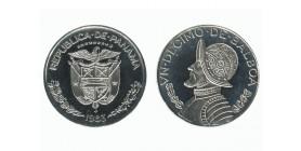 10 Centimes Manuel E. Amador Panama
