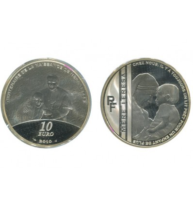 10 Euros Mere Teresa