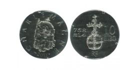 10 Euros Charlemagne