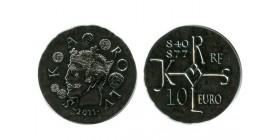 10 Euros Charles le Chauve