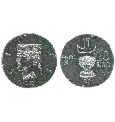 10 Euros Clovis