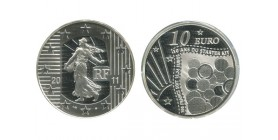 10 Euros la Semeuse