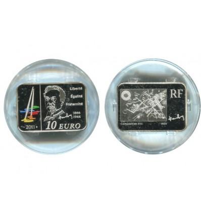 10 Euros Vassily Kandinsky