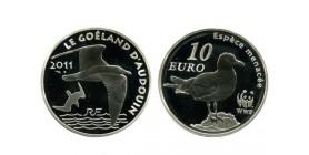 10 Euros Wwf Goeland