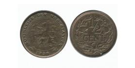 1/2 Cent Pays-Bas