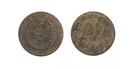 2 1/2 Cents Pays-Bas