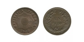 1 Centavo Pérou