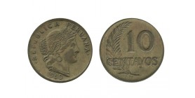10 Centavos Pérou