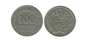 100 Soles Pérou