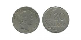 20 Centavos Pérou