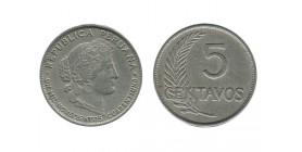 5 Centavos Pérou