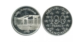15 Euro / 100 Francs Amsterdam Magere Brug Monuments de l'Europe