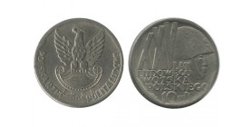 10 Zloty Pologne
