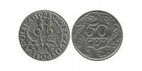 50 Groszy Pologne