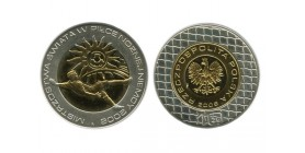 10 Zloty Pologne Argent
