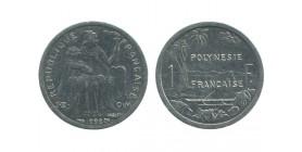 1 Franc Polynésie