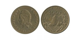 100 Francs Polynésie