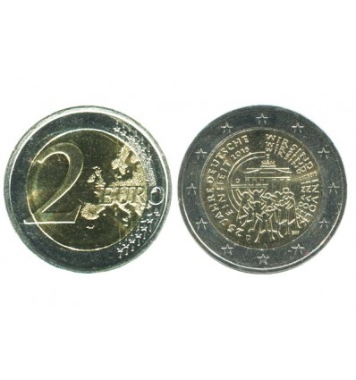 2 Euros Commemoratives Allemagne