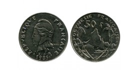 50 Francs Polynésie