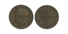 20 Reis Louis Ier Portugal
