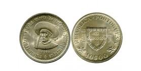 10 Escudos Portugal Argent