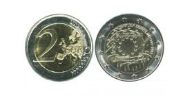2 Euros Les 30 ans du Drapeau allemagne