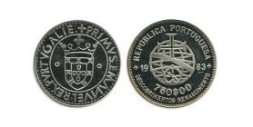 750 Escudos Portugal Argent