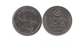 100 Francs République des Comores
