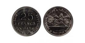 25 Francs République des Comores