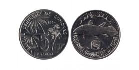 5 Francs République des Comores