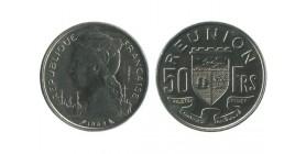 50 Francs Réunion
