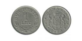1 Lei Roumanie