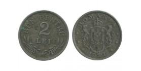 2 Lei Roumanie