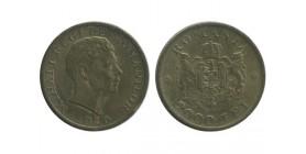 2000 Lei Mihai Ier Roumanie