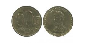 50 Lei Roumanie