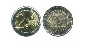 2 Euros Les 30 ans du Drapeau autriche