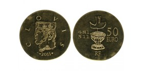 50 Euros Clovis