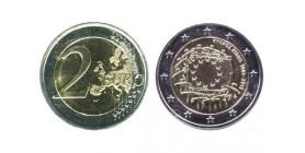 2 Euros Les 30 ans du Drapeau chypre