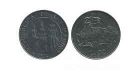 100 Lires Saint Marin