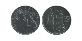 50 Lires Saint Marin