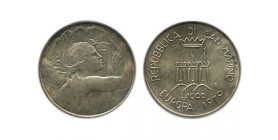 1000 Lires Saint Marin Argent