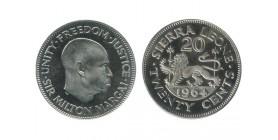 20 Cents Sierra Leone