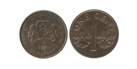 1 Cent Singapour