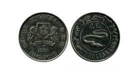 10 Dollars Singapour