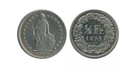 1/2 Franc Suisse